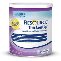 MON22502601 - Nestle Healthcare NutritionFood Thickener RESOURCE® THICKENUP™ 8 oz. Unflavored