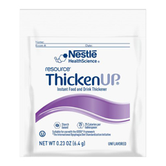 MON22542600 - Nestle Healthcare Nutrition - Resource® Thickenup® Food and Beverage Thickener,