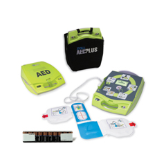 MON22805900 - Zoll MedicalAutomated External Defibrillator Package AED Plus Electrode