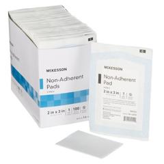 MON23132000 - McKesson - Non-Adherent Dressing Medi-Pak™ Performance Nylon / Polyester Blend 2 X 3, 100EA/BX