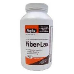 MON23212700 - Watson LaboratoriesLaxative Fiber-Lax Tablets, 60EA per Bottle