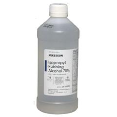 MON49176CS - McKesson - 70% Isopropyl Rubbing Alcohol