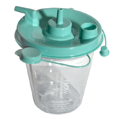 MON23233901 - Sunset HealthcareSuction Canister (RES023)