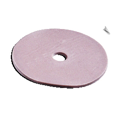 MON23234900 - Torbot GroupOstomy Disc Colly-Seel® 1/2 Inch Stoma 3-1/2 Inch Diameter, 10EA/PK