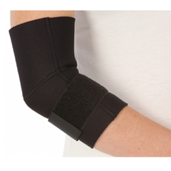 MON23253000 - DJOElbow Support PROCARE® Medium Pull-on with Strap Tennis Elbow