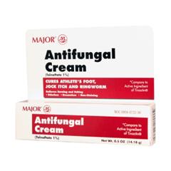MON23512700 - Major PharmaceuticalsAntifungal 1% Strength Cream 15 Gram Tube (1923515)