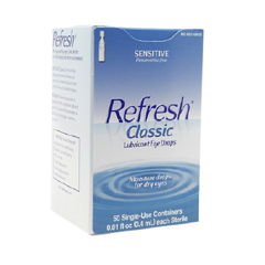 MON23522700 - Allergan PharmaceuticalLubricant Eye Drops Refresh 0.01 oz.