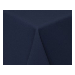 MON23570409 - Tablecloth CompanyDinner Napkin Cottunique Navy Blue Spun Polyester 100%, 12/DZ