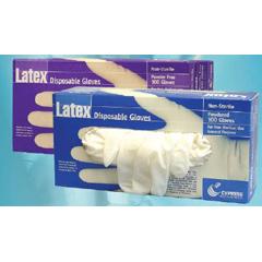 MON23631300 - McKessonGeneral Purpose Glove Small Latex Yellow Beaded Cuff, 100/BX