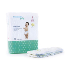 MON23763100 - McKessonBaby Diapers
