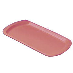 MON24112920 - Medical Action IndustriesService Tray 6 X 9 Inch Dusty Rose Polypropylene, 200EA/CS