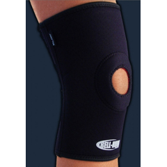 MON24403000 - DJOKnee Sleeve ProStyle® Medium Pull-On 14 to 15 Inch Circumference Left or Right Knee