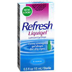 MON24852700 - Allergan PharmaceuticalRefresh Liquigel® Lubricant Eye Drops