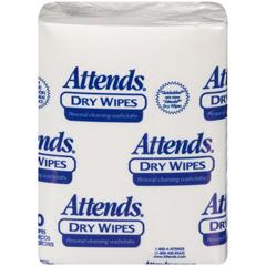 MON25033100 - AttendsDry Wipes