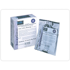MON727081BX - Dermarite - DermaGauze® Wound Dressing, 15EA/BX