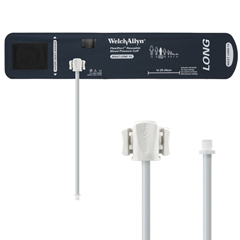 MON25112500 - Welch-AllynCuff, 1 Tube Bladder Flexiport Adult Long Size 11 L