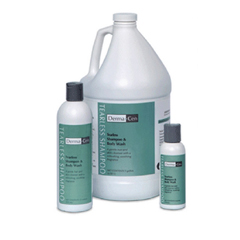 MON25141800 - Central SolutionsTearless Shampoo and Body Wash DermaCen 1 gal. Jug Lavender Scent