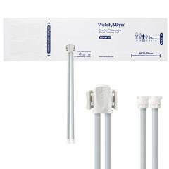 MON25152500 - Welch-AllynBlood Pressure Cuff, 2-Tube Flexiport Adult