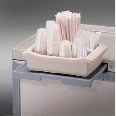 MON25293400 - Capsa Solutions - Cart Tray For Cart, 1/ EA