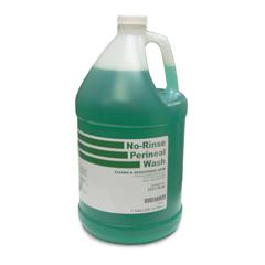 MON25311800 - McKessonPerineal Wash MSA Liquid, No Rinse 1 gal. Jug