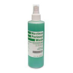 MON25331800 - McKessonPerineal Wash MSA No Rinse Liquid 8 oz. Spray Bottle Herbal Scent