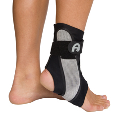 MON25413000 - DJOAnkle Support Aircast® A60® Medium Left Ankle