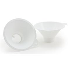 MON25461900 - McKessonCalculi Strainer Medi-Pak™ Mesh Screen, Built-in Tab, White Plastic, Disposable All 24 Hour Specimen Collectors, 25EA/BG