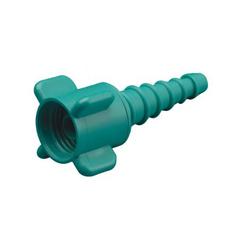 MON25553950 - Teleflex MedicalNipple and Nut Hose Adaptor, 50EA/CS