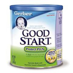 MON25602600 - Nestle Healthcare NutritionInfant Formula Good Start® 12 oz., 6EA/CS