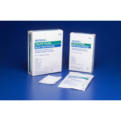 MON25642001 - MedtronicTelfa Plus Islands Dressing 3X8 Pad Size 6in x 10in Overall