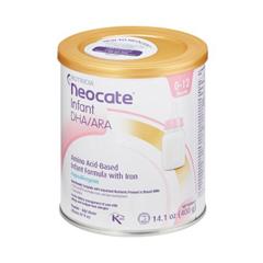 MON25952600 - NutriciaInfant Formula Neocate® DHA & ARA 14 oz., 4EA/CS