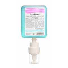 MON26001800 - DermaRiteShampoo and Body Wash TotalFoam® 1000 mL Mild Dispenser Bottle, 6EA/CS