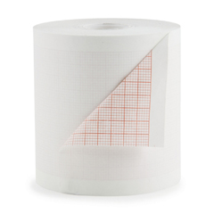 MON26012500 - McKesson - ECG Recording Paper 2 x 100 Foot Roll