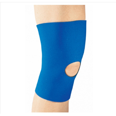 MON26173000 - DJO - Knee Sleeve PROCARE® Clinic Large Pull-on 20-1/2 to 23 Inch Circumference 10 Inch Length