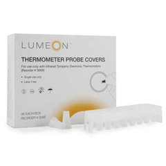 MON26252500 - McKessonTympanic Electronic Thermometer Probe Cover LUMEON Infrared Tympanic Electronic Thermometers