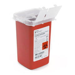 MON26252801 - McKesson - Sharps Container Prevent
