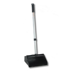 MON26274101 - OdellorationDust Pan Wide Mouth 12 Inch Black, 1/ EA