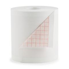 MON26522510 - McKesson - ECG Recording Paper 2 x 100 Foot Roll