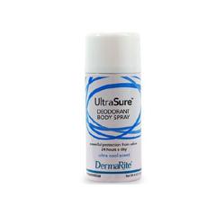 MON26801724 - DermariteDeodorant Ultrasure® Aerosol 3.5 oz. Aero Scent, 24EA/CS