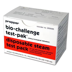 MON26902400 - Propper MfgBiological Indicator Bio-Challenge Test Pack, 20/CS
