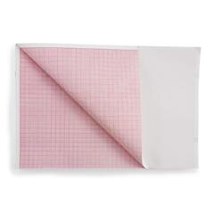 MON26912510 - McKesson - ECG Recording Paper 8.27 x 69 Foot Z-Fold