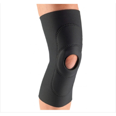 MON27023000 - DJO - Knee Support PROCARE X-Small Pull-on 13-1/2 to 15-1/2 Circumference