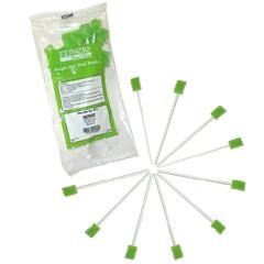 MON27061700 - Sage ProductsOral Swabstick Toothette Foam Tip Untreated