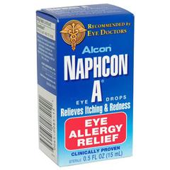 MON27282700 - AlconNaphcon-A® Eye Drops