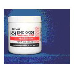 MON27431412 - H & H Labs - Zinc Oxide Ointment 16 oz. Jar