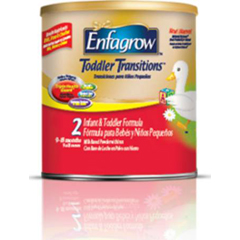 MON27562601 - Mead Johnson NutritionPediatric Oral Supplement Enfagrow® Toddler Transitions® Unflavored 21 oz.