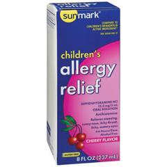 MON27662700 - McKessonsunmark® Childrens Allergy Relief (2197358)