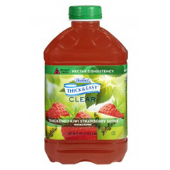 MON27932600 - Hormel LabsThickened Beverage Thick & Easy® Kiwi Strawberry - Nectar Consistency, 6EA/CS