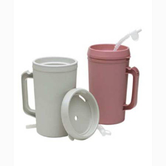 MON28102904 - Medical Action IndustriesPitcher Medegen Cold 34 oz. Rose, 34OZ 24EA/CS
