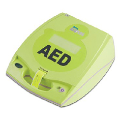 MON28105900 - Zoll MedicalAutomated External Defibrillator Package AED Plus Electrode